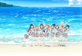 LoveLiveSunshine动漫壁纸