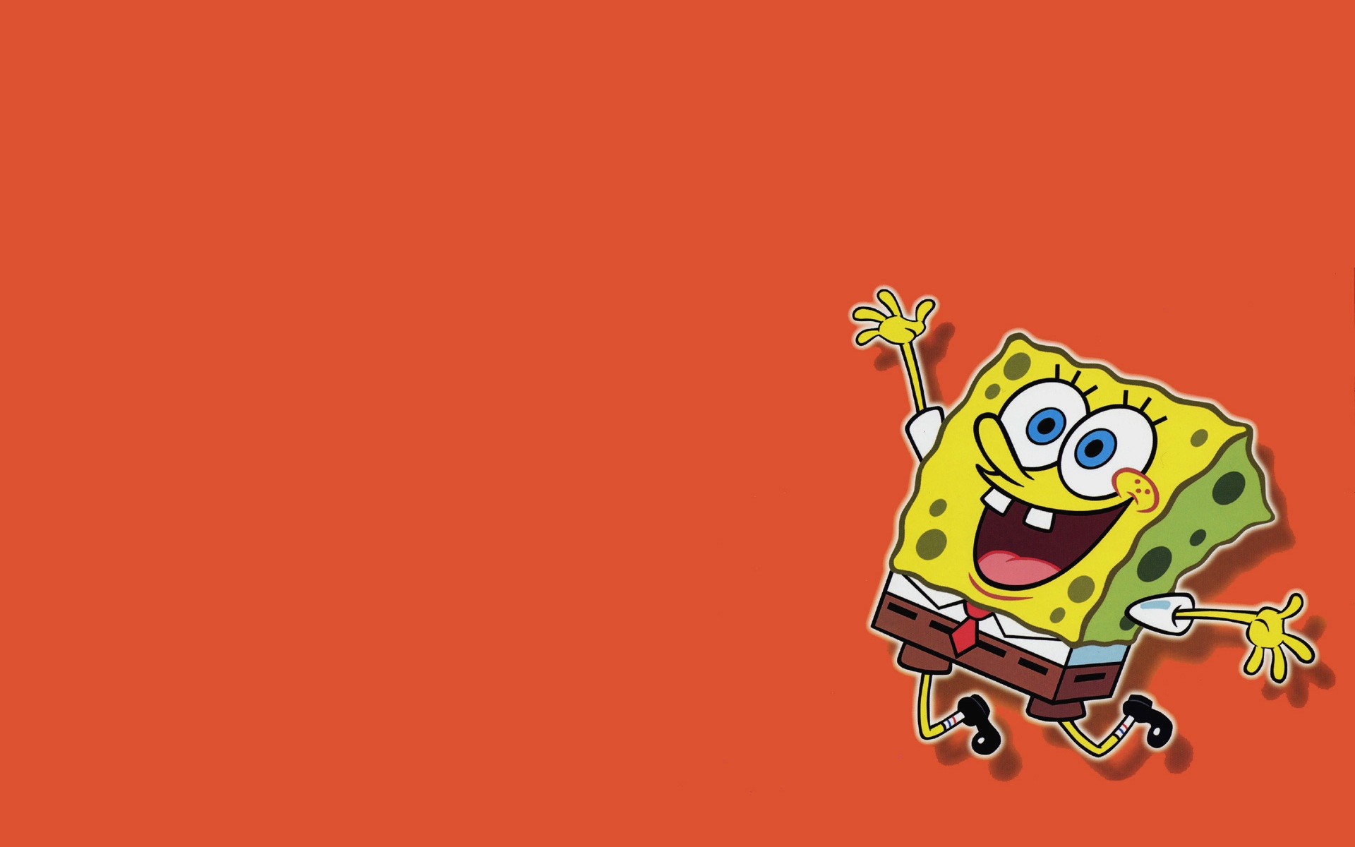 for Spongebob powerpoint template